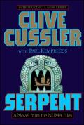 Serpent (NUMA Files) Cover