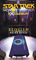 Star Trek: New Frontier #09: Excalibur: Requiem Cover