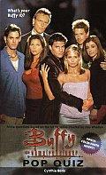 Buffy The Vampire Slayer Pop Quiz