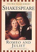 Romeo & Juliet New Folger Library Cover