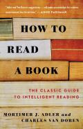 How to Read a Book Cover