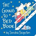 The Going to Bed Book (Boynton Board Books) Cover