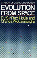 Evolution From Space A Theory Of Cosmic