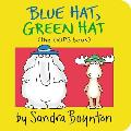 Blue Hat Green Hat Cover