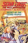 Secret Of The Lizard People Star Trek