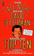Late Night with David Letterman Book Of Top Ten Lists