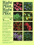 Right Plant, Right Place (84 Edition) Cover