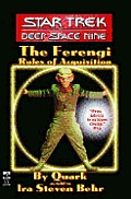 Ferengi Rules Of Acquisition Star Trek Deep Space Nine