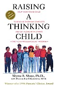 Raising a Thinking Child Help Your Young Child to Resolve Conflicts & Get Along with Others