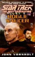 Rogue Saucer by John Vornholt