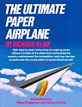 The ultimate paper airplane Cover