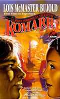 Komarr (Miles Vorkosigan Adventures) Cover