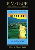 Albanian (Pimsleur Language Program) Cover