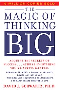 The Magic of Thinking Big Cover
