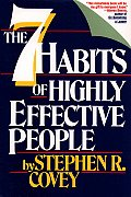 Seven Habits of Highly Effective People: Powerful Lessons in Personal Change Cover