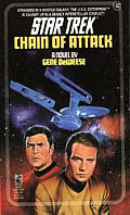 Star Trek #32: Chain Of Attack by Gene Deweese