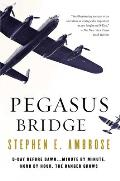 Pegasus Bridge Cover
