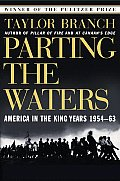 Parting the Waters: America in the King Years 1954-63 Cover