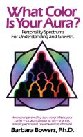 What Color Is Your Aura?: What Color Is Your Aura? Cover