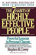 The 7 Habits of Highly Effective People: Powerful Lessons in Personal Change Cover