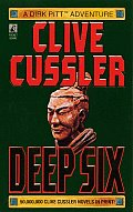 Deep Six (Clive Cussler) Cover