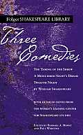 Three Comedies The Taming Of The Shrew