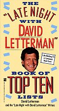 Late Night With David Letterman Book