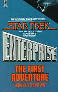 Enterprise: The First Adventure by Vonda N Mcintyre