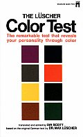 Luscher Color Test with Color Cards
