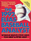 Elias Baseball Analyst 1992
