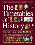 Timetables Of History 3rd Edition