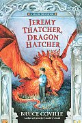 Jeremy Thatcher, Dragon Hatcher (Magic Shop Books) Cover