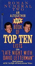 Altogether New Book Of Top Ten Lists
