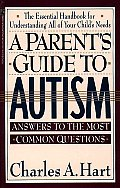 A Parent's Guide to Autism: A Parents Guide to Autism Cover