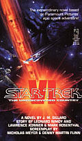 Star Trek: The Undiscovered Country by J M Dillard