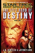 Left Hand Of Destiny 01 Star Trek Deep Space Nine