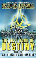 Left Hand Of Destiny 02 Star Trek Deep Space Nine