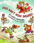 Dogs Don't Wear Sneakers Cover