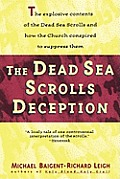 Dead Sea Scrolls Deception Cover