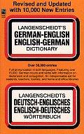German / English Dictionary (Langenscheidt's Pocket Dictionaries)