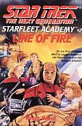Line Of Fire Star Trek The Next Generation Starfleet Academy 02