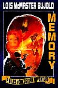 Memory (Hardcover) (Miles Vorkosigan Adventures) Cover