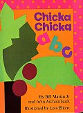 Chicka Chicka ABC Cover
