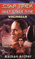 Star Trek Deep Space Nine #10: Valhalla by Nathan Archer