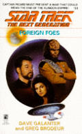 Foreign Foes Star Trek The Next Generation 31