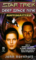 Antimatter Star Trek Deep Space Nine 8
