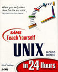 Teach Yourself Unix in 24 Hours 2ND Edition