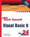 Teach Yourself Visual Basic 6 in 24 Hours [With CD-ROM]