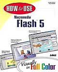 How to Use Macromedia Flash 5