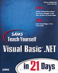 Sams Teach Yourself Visual Basic.NET 21 Days
